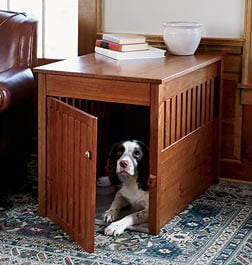dog-crate-table
