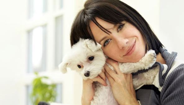 Women bond with dogs like their kids, study shows